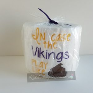 Vikings Toilet Paper