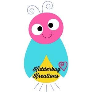 Kidderbug Kreations logo
