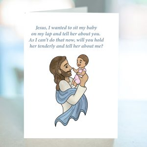 Child Loss Sympathy Card