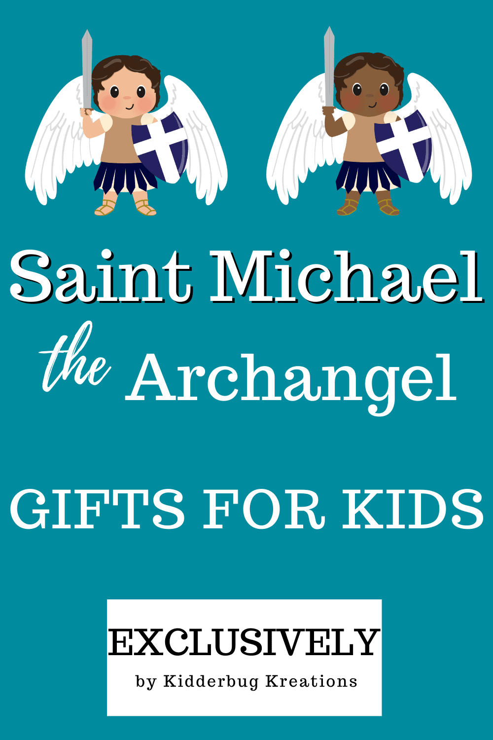 Best Unique Saint Michael the Archangel Gifts for Kids