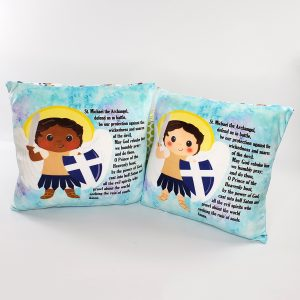 Catholic Saints Blankets/Pillows